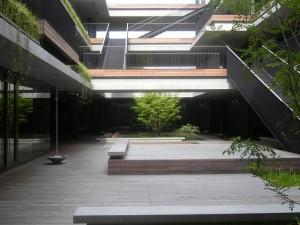 ICC中庭